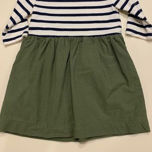Crewcuts Dresses - Adorable two toned striped dress